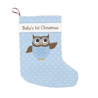 Baby's 1st Christmas Cute Owl