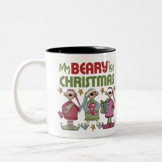 Babys 1st Christmas Mug