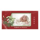 Baby's 1st Christmas Photo Card