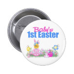 Baby's 1st Easter Gift Buttons