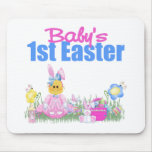 Baby's 1st Easter Gift Mouse Pads