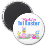 Baby's 1st Easter Gift Refrigerator Magnets