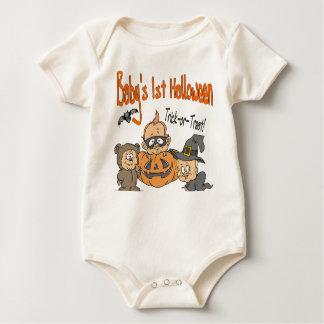 Baby's 1st Halloween Baby Bodysuit