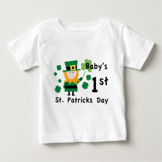 Baby's 1st St. Patrick's Day Baby T-Shirt
