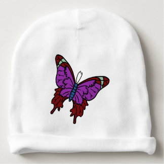 Baby's Butterfly Beanie! Baby Beanie