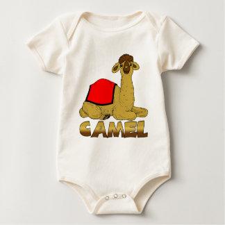 Baby's Camel Crawler / Babygrow Baby Bodysuit