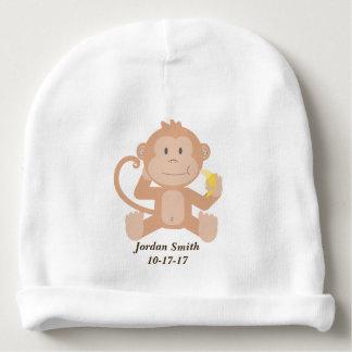 Baby's Cute Baby Monkey Baby Beanie