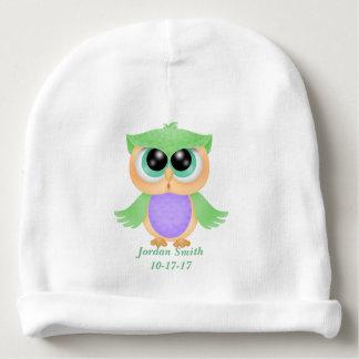 Baby's Cute Baby Owl Baby Beanie
