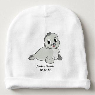 Baby's Cute Baby Seal Baby Beanie