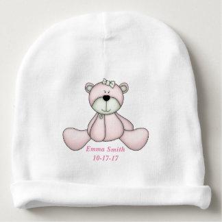 Baby's Cute Baby Teddy Bear Baby Beanie