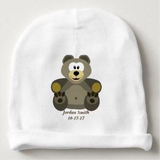 Baby's Cute Teddy Bear Baby Beanie