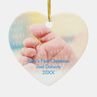 Baby's First Christmas Christmas Ornament