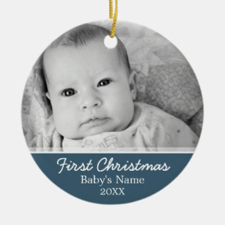 Babys First Christmas Christmas Ornament