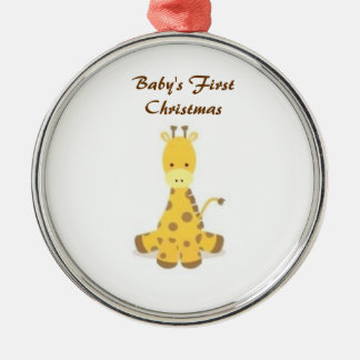 Baby's First Christmas Christmas Ornament