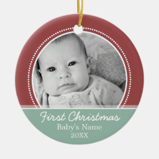Babys First Christmas Christmas Ornaments