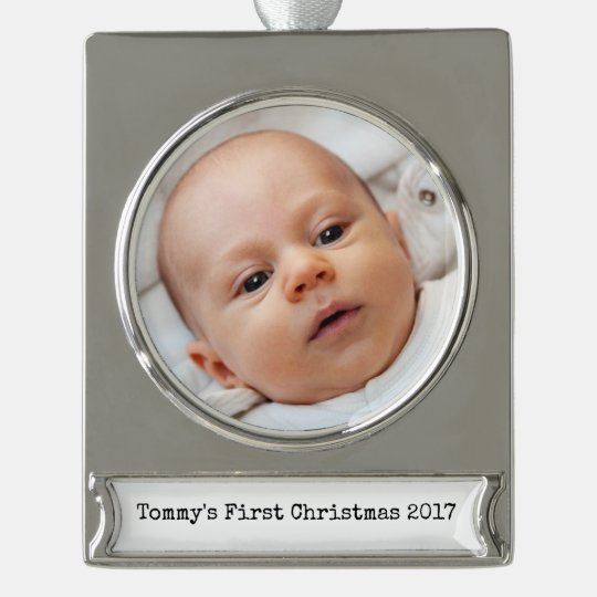 Baby's First Christmas ornament decoration