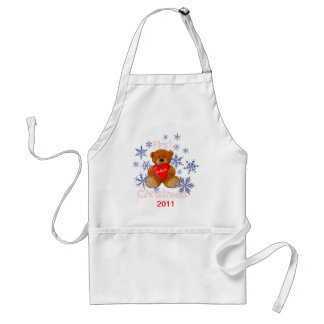 Baby's First Christmas Standard Apron