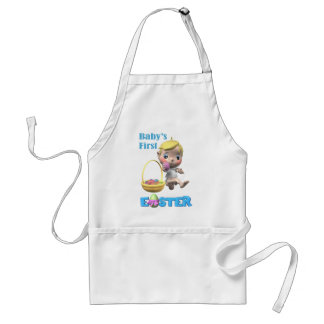 Baby's First Easter Aprons