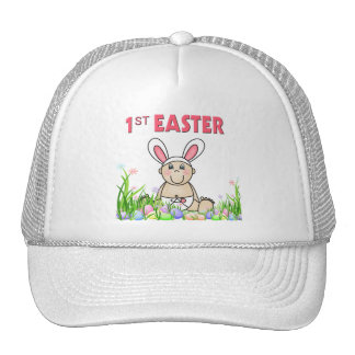 Baby's First Easter Hats