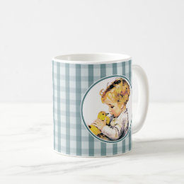 First easter office supplies stationery zazzle babys first easter vintage baby easter gift mugs negle Choice Image
