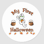 Baby's First Halloween Stickers