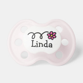 Baby's first name | Personalized baby pacifier