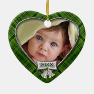 Baby's First Photo Frame Christmas Ornament