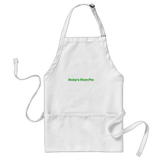 Baby's First Picture The MUSEUM Zazzle Gifts Standard Apron