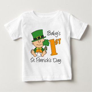 Baby's First St Patricks Day T-shirts