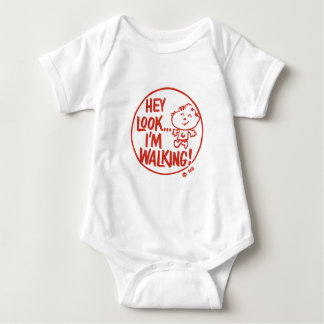 Baby's First Steps Baby Bodysuit