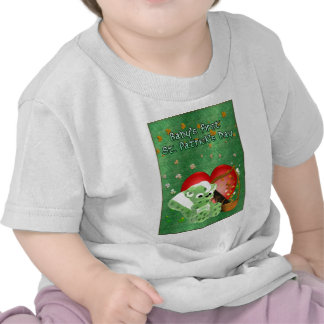 Baby's Frist St. Patrick's Day Shirts