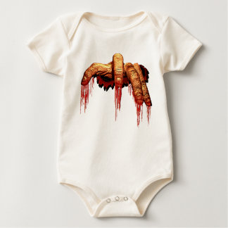 Baby's Halloween Jumper Gory Zombie Baby Shirts