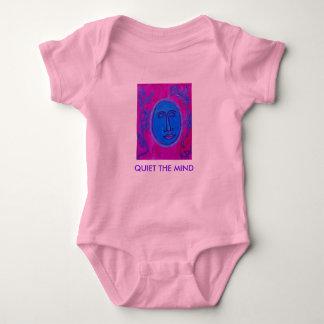 Babys onsie -quiet the mind tshirt