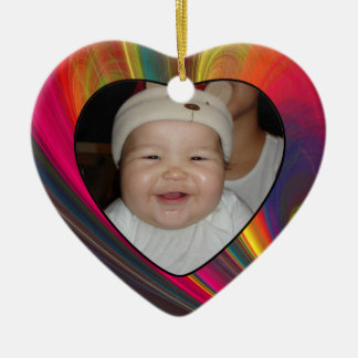 Babys Photo Gift Tag & Ornament