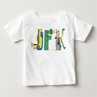 Baby's Tee | NEW YORK, NY (JFK)
