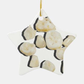 BabyTeeth033113.png Ceramic Star Decoration