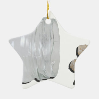 BabyTeethJar033113.png Ceramic Star Decoration