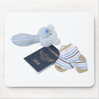 BabyTravels041410 Mouse Pad