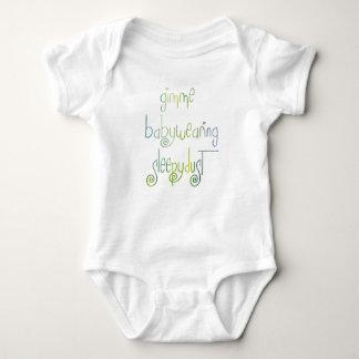 Babywearing Sleepydust Needed Baby Bodysuit