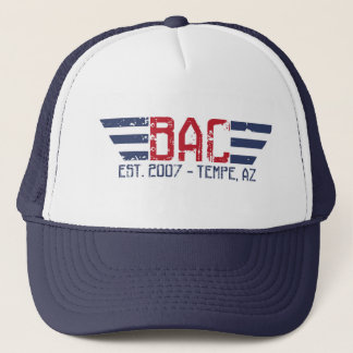 BAC American Wings Trucker Hat