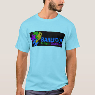 BAC Men's Basic T-Shirt (Horizontal)