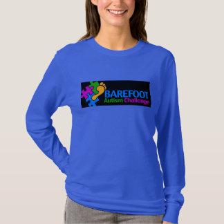 BAC Women's Basic Long Sleeve T-Shirt (Horizontal)