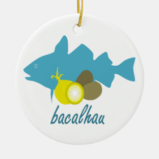 Bacalhau Christmas Ornament