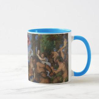 Bacchus and Ariadne Mug
