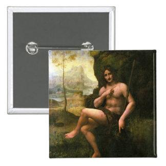 Bacchus, c.1695 (oil on canvas) 15 cm square badge