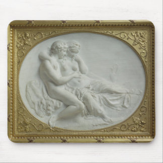 Bacchus comforting Ariadne, 1793 Mouse Mat