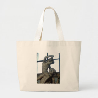 Bacchus Statue in the Vatican Jumbo Tote Bag