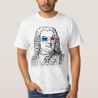 Bach 3d T-Shirt