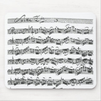 Bach Cello Suite Mouse Mat