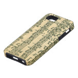 Bach Chaconne Manuscript for Solo Violin Case For The iPhone 5